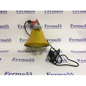 Рефлектор InterHeat LP300S с регулятором, провод 2,5 метра