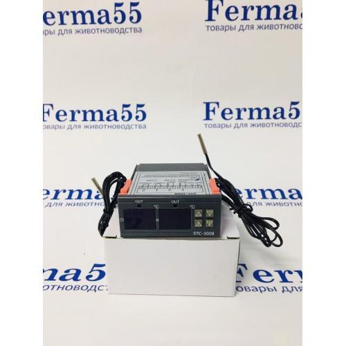 Контроллер температур STC-3008