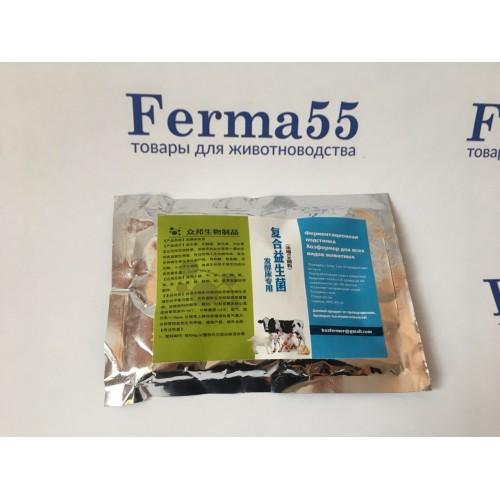 Ферментационная подстилка Хозфермер 500 грамм