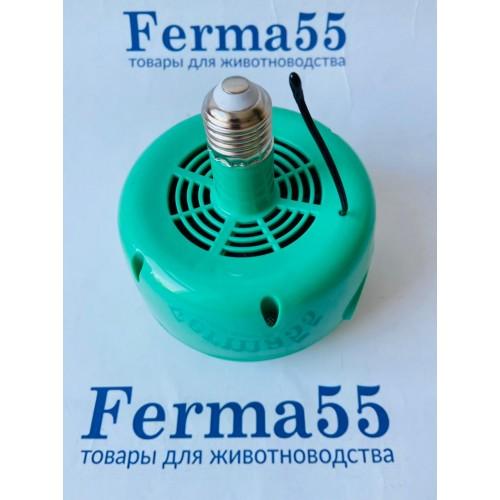 Тепловентилятор с терморегулятором