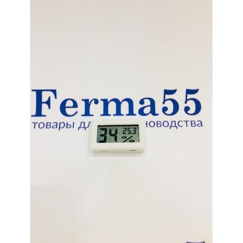 Встраиваемый термометр-гигрометр